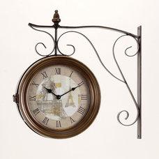 Modern Clocks by Asher Home Decorators