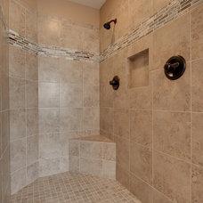 Traditional Bathroom by Hanson Builders, Inc.