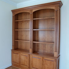 Traditional Bookcases by Showroom Partners