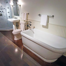 Traditional Bathtubs by Snow and Jones, Inc