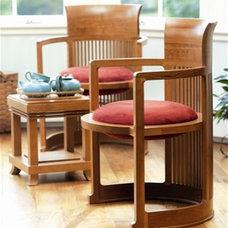 Asian Accent Chairs by arcmotiv.com