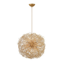 Fredrick Ramond Ion 20 in.-34 in. Chandelier