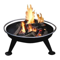 Fire Sense - Fire Sense HotSpot Urban 880 Fire Pit - We are pleased to offer the finest  in British design and quality in the HotSpot Urban 880 Fire Pit.