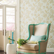 Traditional Wallpaper by Wallcoverings For Less