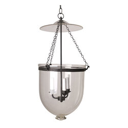 Clear Hall Lantern - Looking for a lantern for your entry or hall? This classic shape has lit many such spaces featured in projects on Houzz.