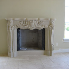 Traditional Fireplaces by Suncoastfireplaces inc