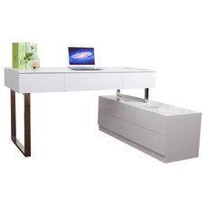 Modern Desks And Hutches by Modern Manhattan