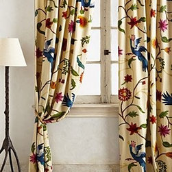 Anthropologie - Mantadia Curtain - *Sold individually