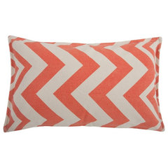 eclectic pillows by Burke Decor