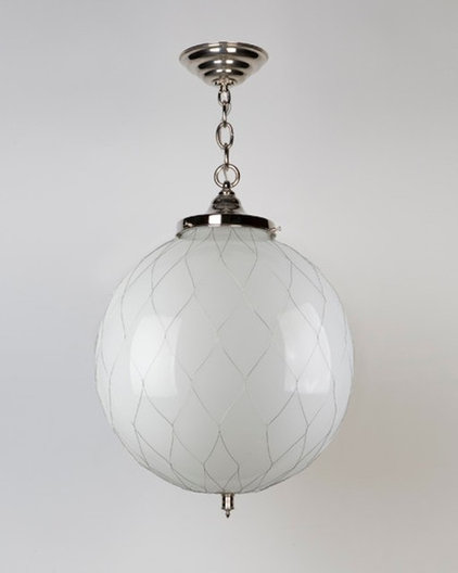 sorenson lantern and pendant by remains lighting