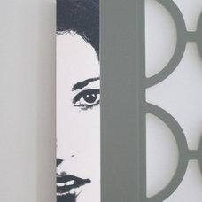 Contemporary Interior Doors by ANNA CARIN Design