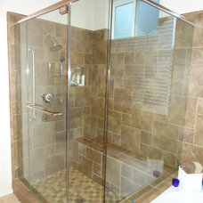 Shower Stalls And Kits by C & S Shower Door Inc.