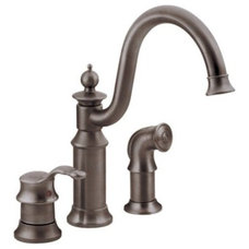 Contemporary Kitchen Faucets by Build.com