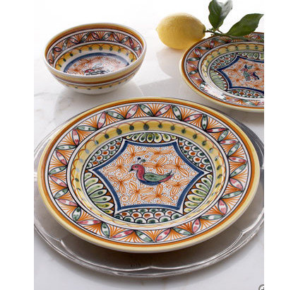 dinnerware by Horchow