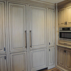 traditional refrigerators and freezers by THE KITCHEN LADY, Enriching Homes With Style