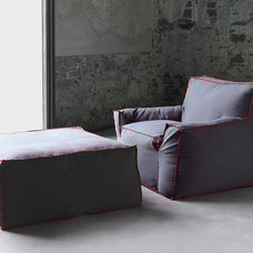 Contemporary Armchairs by ARRAVANTI