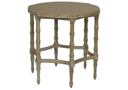 Tropical Side Tables And End Tables by downhomechic.com