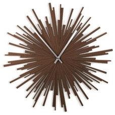 Contemporary Clocks by Amazon