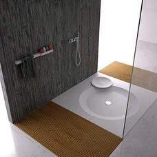 Contemporary Showers by DNA+