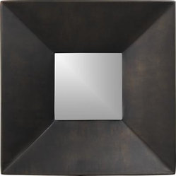 Contemporary Mirrors on Houzz