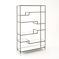 Contemporary Bookcases by West Elm
