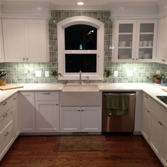 traditional kitchen tile by Walker Zanger
