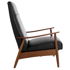 Midcentury Recliner Chairs by Design Within Reach