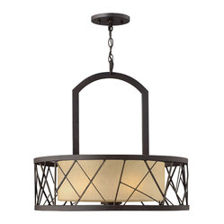 Fredrick Ramond Nest 3-Light Chandelier