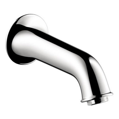 Hansgrohe - Hansgrohe Talis C Tub Spout, Chrome (14148001) - HansGrohe 14148001 Talis C Tub Spout, Chrome