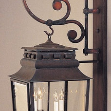 Traditional Wall Lighting by Copper Lantern Lighting