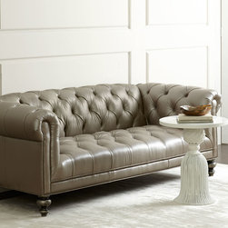 Morgan Tufted Sofa -