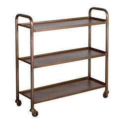Cameron Utility Cart - Large - Product Features: