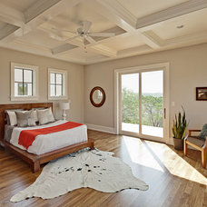 Transitional Bedroom by Redbud Custom Homes