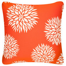 Modern Decorative Pillows by Wabisabi Green