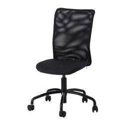 IKEA of Sweden - TORBJÖRN Swivel chair - Swivel chair, Alme black