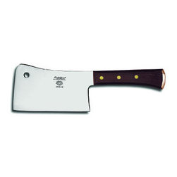 "DEXTER RUSSELL - 6"" SS CLEAVER-WOOD - CAT: Smallwares & Equipment Professional Cutlery Cleavers"