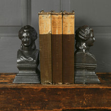 Eclectic Bookends by AREO