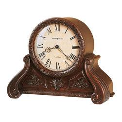 Howard Miller - Howard Miller Dual Chime Kieninger Movement Mantel Clock | CYNTHIA - 635124 CYNTHIA
