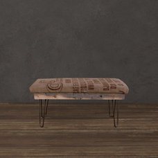 Modern Benches by JW Atlas Wood Co.