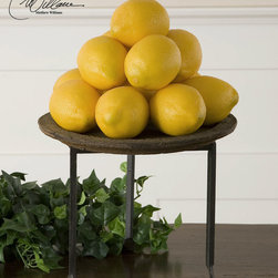 "60013 Citron Plateau, Set/2 by Uttermost - Get 10% discount on your first order. Coupon code: ""houzz"". Order today."