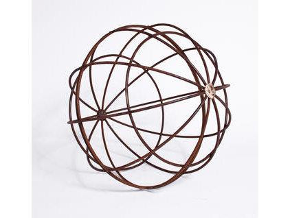 Contemporary Garden Sculptures by Greige