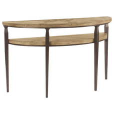 Coventry Demilune Console Table (497-910) by Bernhardt