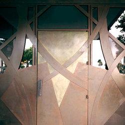 Commercial Steel Doors and Windows -