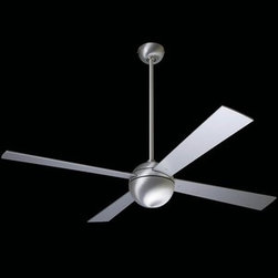 Modern Fan Company - Modern Fan Company | Ball Ceiling Fan - Design by Ron Rezek.
