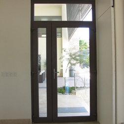 Tilt and Turn Windows and doors -