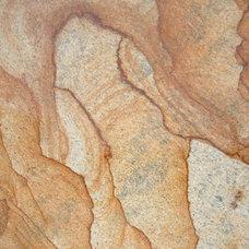 Mediterranean Kitchen Countertops by Crocodile Rocks