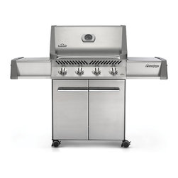 P500 Napoleon's Best Seller Grill for its beauty and affordablity - Product Description