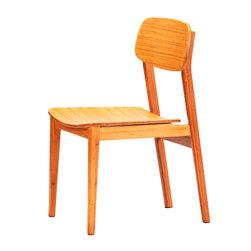 Greenington Bamboo - Greenington Bamboo Currant Bamboo Chair -