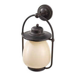 """Murray Feiss - Murray Feiss OL9304 Mc Coy 20.5"""" High 1 Light Outdoor Wall Lantern - The Mc Coy Collection of outdoor lights offer a simple and comfortable style combined with superior materials and craftsmanship that will provide safety and illumination for many years.Features:"""
