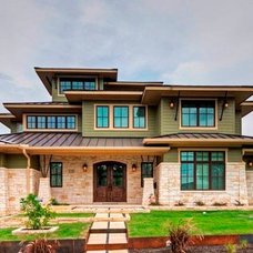 Traditional Exterior by Olson Defendorf Custom Homes